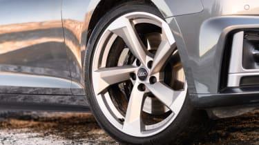 Audi S5 Sportback alloy wheel