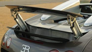 Bugatti Veyron Grand Sport spoiler