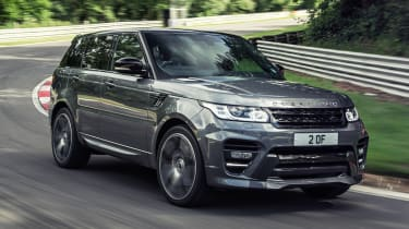 Overfinch Range Rover Sport specs, prices and pictures