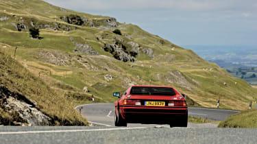BMW M1 – rear