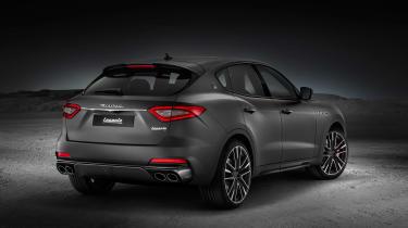 Maserati Levante Trofeo - rear
