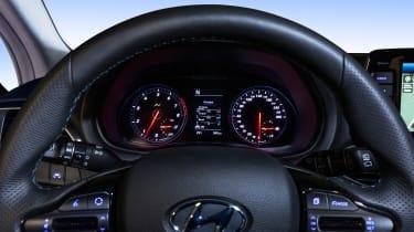 Hyundai i30 N  - dial pack