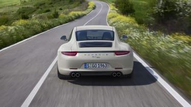 Porsche 911 50th Anniversary Edition review
