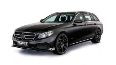 Brabus kits for Mercedes E-Class Estate