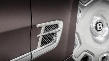 Bentley Mulsanne - gap
