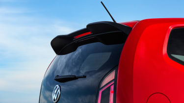 Volkswagen Up GTI 2018 wing