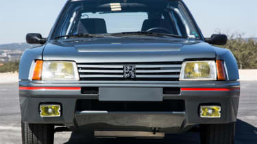 Peugeot 205 T16 PTS Clubman – front