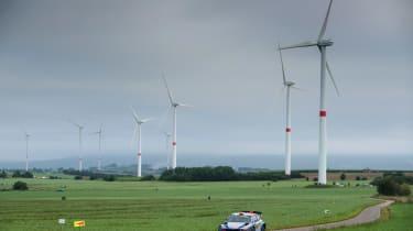 WRC Rally Germany - i20 2