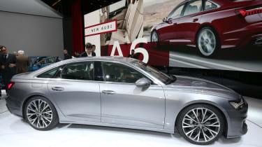 Audi A6 – side