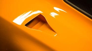 McLaren 12C GT Sprint exterior vent