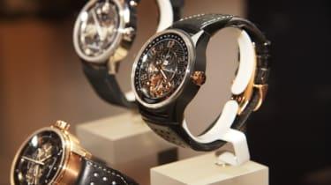 SalonQP 2010 fine watch event