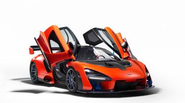 McLaren Senna - doors open