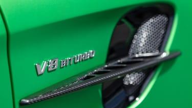 Mercedes-AMG GT R Pro badge