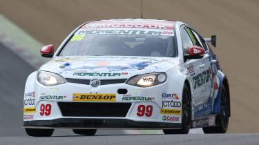 British Touring Cars Jason Plato MG6
