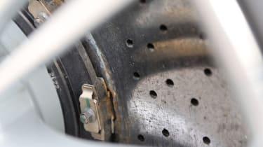 Aston Martin V12 Vanquish brake disc