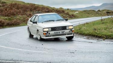 Audi Quattro front
