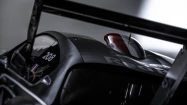 Pikes Peak Peugeot 208 T16 rear spoiler