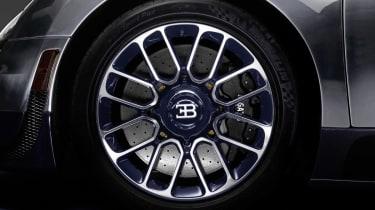 Bugatti Veyron Legend alloy wheel