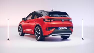 Volkswagen ID.4 GTX - rear quarter