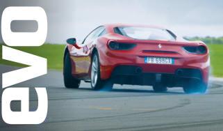 Ferrari 488 Gtb Review Prices Specs And 0 60 Time Evo