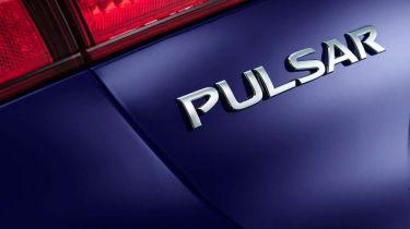 Nissan Pulsar badge