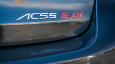 AC Schnitzer BMW M550i xDrive – badge detail