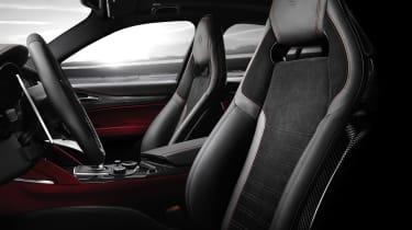 Alfa Romeo Stelvio QV NRING - interior