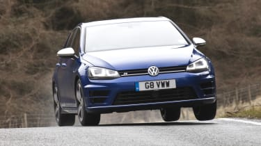 Best hot hatchbacks: VW Golf R mk7