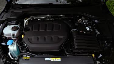 Hot hatchback triple – engine Golf