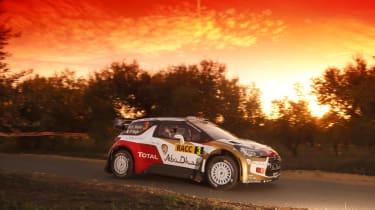 WRC Spain Meeke