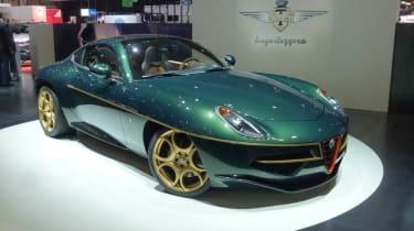 Geneva supercars: Disco Volante