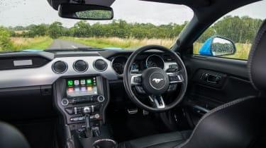 Ford Mustang GT - Interior