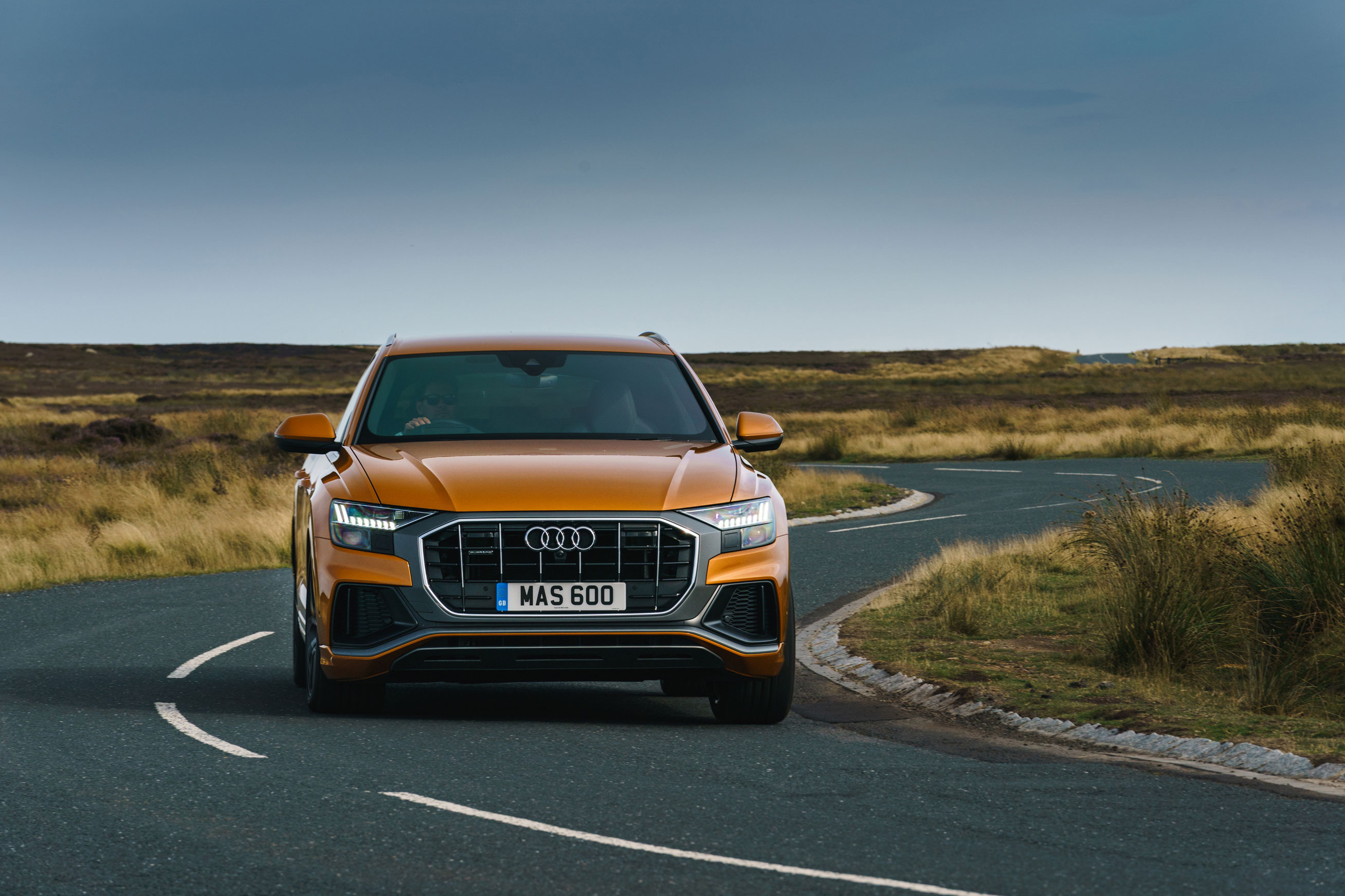Audi Rs7 0-60 >> Audi Q8 review – a master of comfort and refinement ...