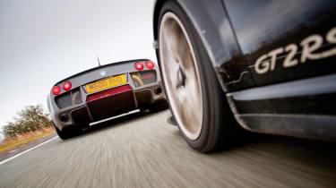 Noble M600 Porsche 911 GT2 RS