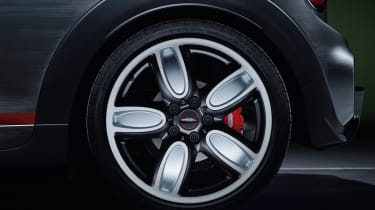 New Mini John Cooper Works Concept alloy wheel