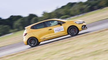 evo track evening - GT Radial Clio