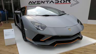 Lamborghini Aventador Goodwood special