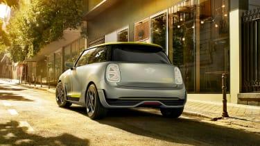 Mini EV concept - rear