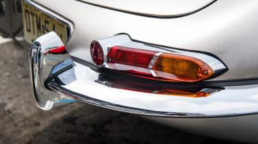 Jaguar e-type Zero drive - tail light