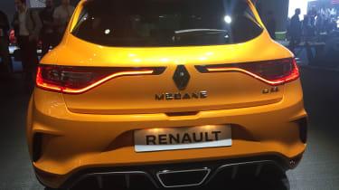 Renault Sport Megane - Frankfurt motor show