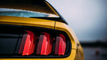 Ford Mustang Shelby GT350R - Rear light
