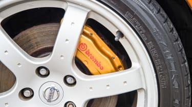 Nissan 350Z – wheel