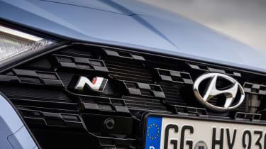 Hyundai i20 N - nose