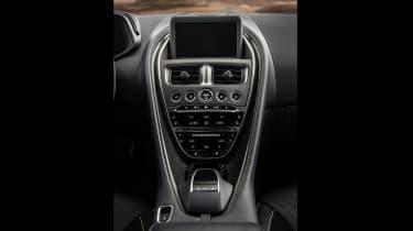 Aston Martin DB11 AMR - dash