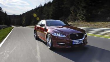 Jaguar XJ Supersports Speed Pack