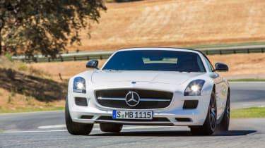 evo January 2013 Mercedes-Benz SLS AMG GT
