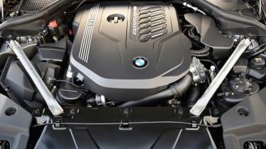 BMW Z4 M40i - engine