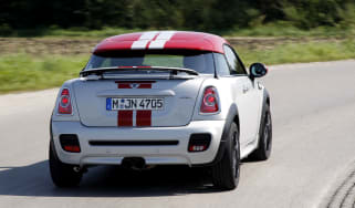 Mini Coupe John Cooper Works review
