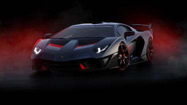Lamborghini SC18 Alston - front