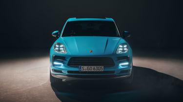 Porsche Macan – front